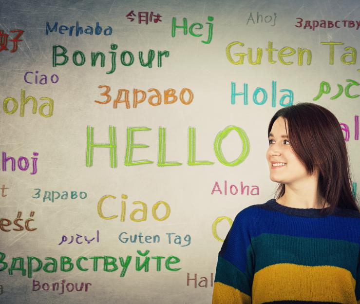 La belleza de la enseñanza de lenguas.